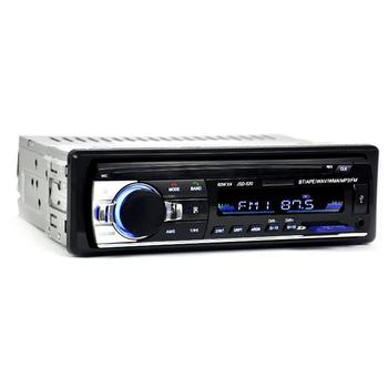 Autoradio Car Stereo Radio FM Aux Input Receiver USB JSD-520 12V In-dash 1 din Car MP3 Multimedia Player image