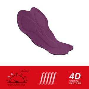 Image 5 - Santic pantalon de cyclisme professionnel pour femme, chaud, avec rembourrage 4D, réfléchissant et confortable, taille asiatique, S XXL, L9C04114