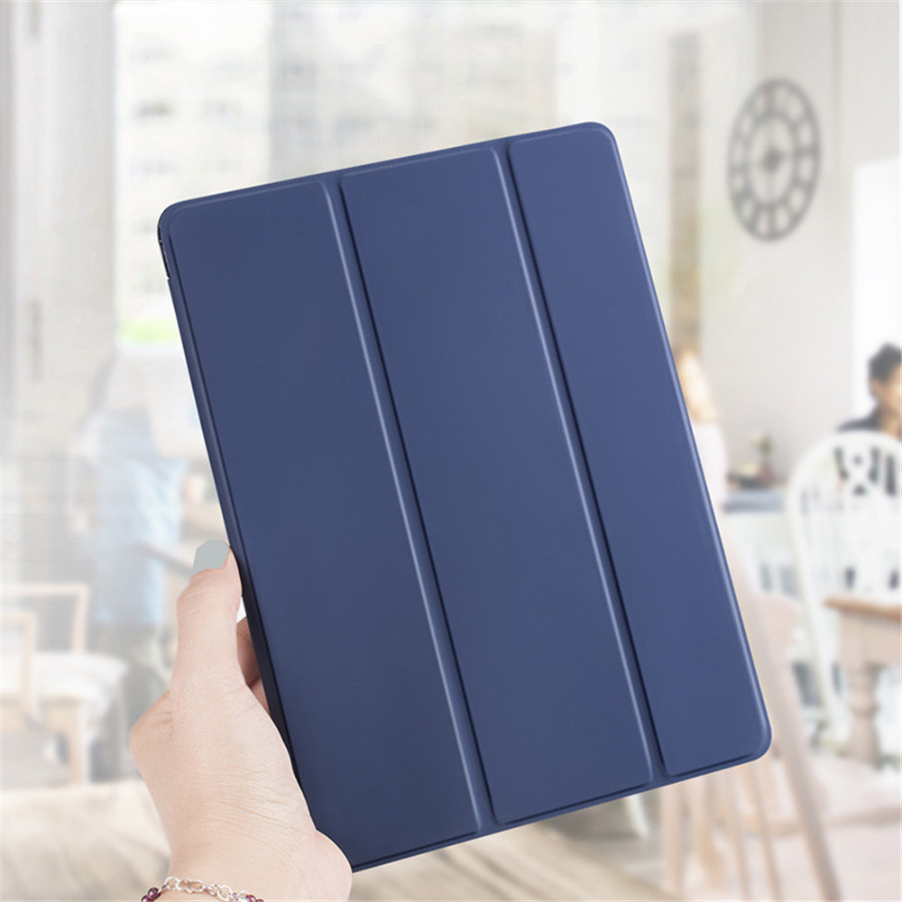 Case For Apple iPad Air 2 9.7 A1566 A1567 9.7 inch Cover Flip Smart Tablet Cover Protective Fundas Stand Shell Cover for Air2 image