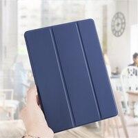 Funda con tapa para Apple iPad Air 2, cubierta protectora con soporte para tableta inteligente de 9,7 pulgadas, 9,7 pulgadas, A1566, A1567