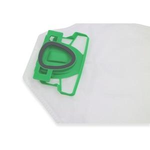 Image 5 - 12pcs /lot Dust Bag Dust Cleaning Cloth Bag +1 Fragrance tablets Jasmine  for Vorwerk VK200 Vacuum Cleaner Parts