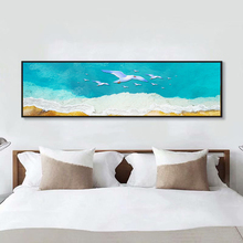 Yuke Art Posters and Prints Wall Canvas Painting Pigeon Flying In Sky Pictures For Living Room Home Decor