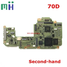 Second hand For Canon 70D Mainboard Motherboard Mother Board Main Driver PCB Togo Image PCB Camera Replacement Spare Part