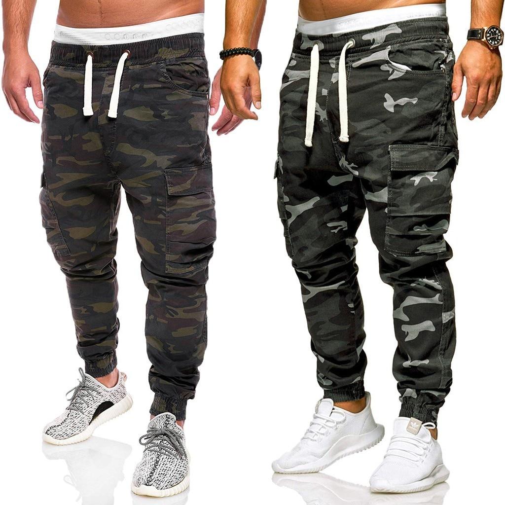 Sweatpant Men Camouflage Jogging Pants Men Sports Leggings Fitness Tights Gym Jogger Bodybuilding Sport Running Pants Trousers