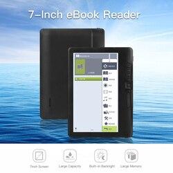 BK7019 Tragbare ebook reader 8GB 16GB 7 zoll Multifunktions E-Reader Hintergrundbeleuchtung Farbe LCD Display Bildschirm e buch reader Für Windows
