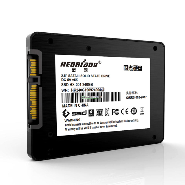 """heoriady HDD SSD 120GB 128GB 240GB 256GB 500GB 512GB 1TB 2t sata3 Hard Drive Disk Disc Solid State Disks 2.5 """" laptop Desktop pc 6"""