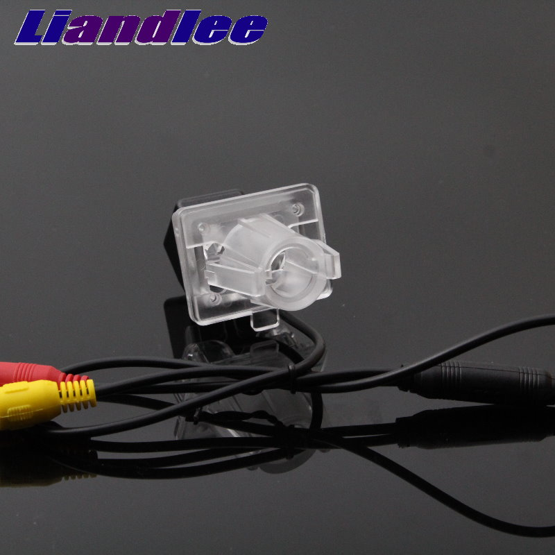 Liandlee Car Rear View Camera For Mercedes Benz E Class W212 W207 C207 Night Vision Reversing Camera Car Back up CAM HD CCD back