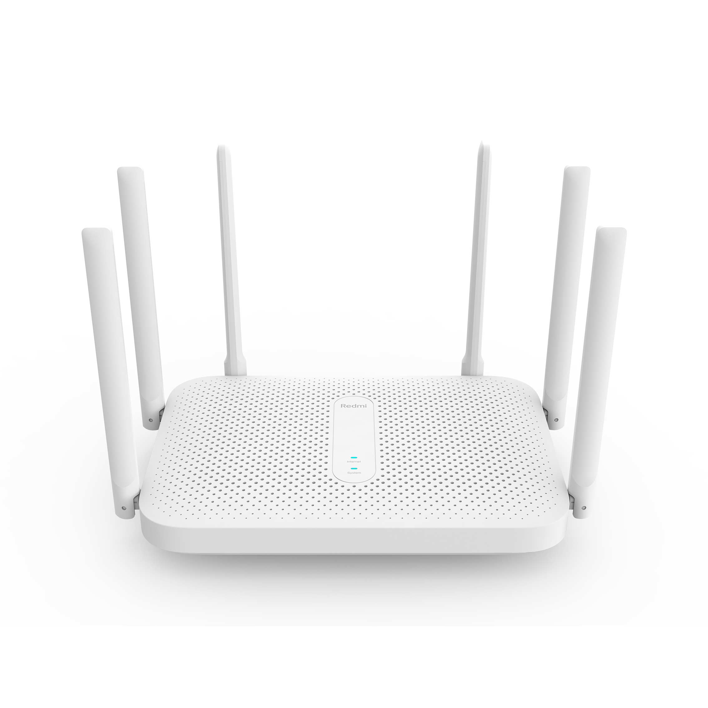 NEUE Xiaomi Redmi Router AX5 WiFi 6 1800 5-Core 256M Speicher Netz Home IoT 4 Signal Verstärker 2,4G 5GHz Sowohl 2 Dual-Band OFDMA 4