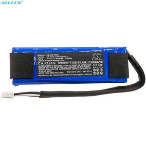 Cameron Sino 3000mAh Battery CP-HK06,GSP1029102 01 for Harman/Kardon Go Play, Go Play Mini