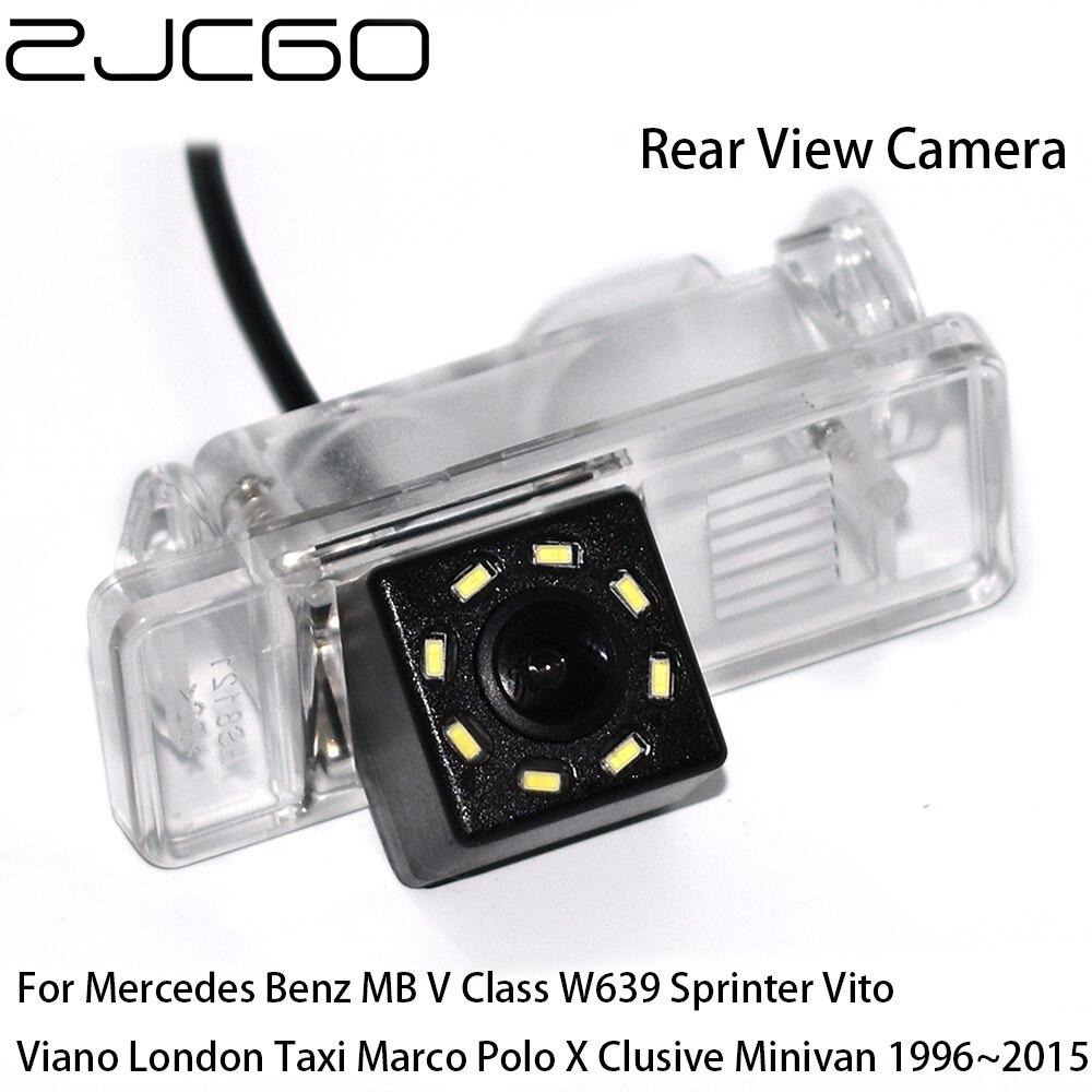 WIRELESS Reversing Cam Reverse Camera For Mercedes Benz Vito Viano Sprinter W639