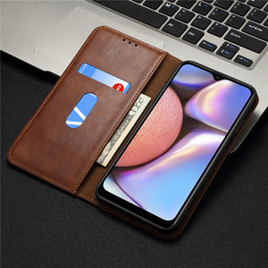 Image 2 - Leather Case for RedMi Note 9S 9 8T 7 8 Pro 9A 9C Max K30 Magnet Flip Book Case Cover on For Xiao Mi 9T 9 Note 10 Pro A3 Lite