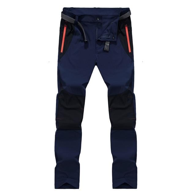 Tactical Waterproof Pants Men Cargo Spring Summer Quick Dry Trousers Men's Outdoor Sports Trekking Camping Fishing Pants 4XL 17
