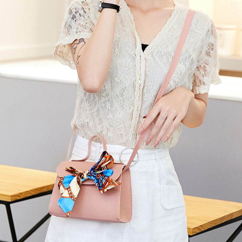 Women Shoulder Bags PU Leather Small  Bag Envelope Crossbody Messenger Hand Bag Ladiees Purse  /BY