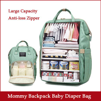 Baby Care Diaper Mommy Bag Backpack Maternity Bags Mummy Mom Mochila Bebe Luiertas Nappy Travel Nursing  Mama Bolsa Maternidade