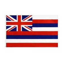Hawaii Kanaka Maoli Flag 3' x 5' - Native Hawaiians Flags 90 x 150 cm - Banner 3x5 ft