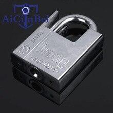 цена на Keyed Padlock Waterproof Antirust, Multifunctional Padlock,Anti-Theft Lock Pry Door Lock Unlocked Head Window Lock