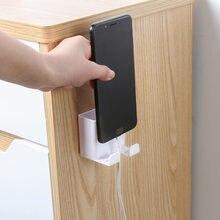 Настенный мобильный телефон ящик для хранения пульта дистанционного