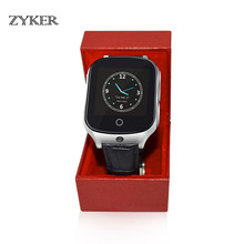 ZYKER Smartwatch GPS Kids LBS WIFI Location Card Call Anti-lost Tracker Children With Camera Message Student Watch