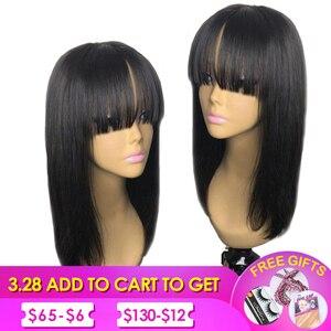 Human Hair Wigs Short Human Hair Wigs Brazilian Hair Wigs For Black Women Short Bob Wig Dorisy Wig Human Hair Non Remy 10-16Inch
