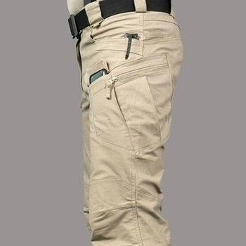 Military Tactical Pants SWAT Trousers Multi-pockets Cargo Combat Army Pants 2