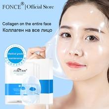Korean Charm Collagen Mask To Add Moisture Remove Wrinkles Tight Skin Moisturizing Care