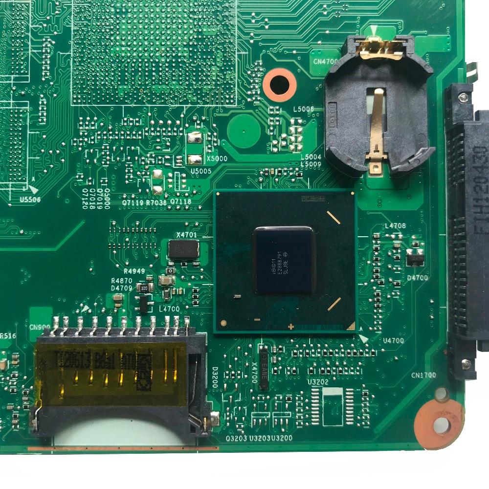 Excellent for Toshiba L855 L850 Laptop Motherboard DRR3 V000275170 DK10FG-6050A2491301-MB-A02 100/% Working
