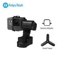 FeiyuTech WG2X Action Camera Stabilizer Wearable Mountable Gimbal Tripod for GoPro Hero 8 7 6 5 Sony RX0 Yi 4k Action Camera