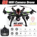 Drone L100 RC amélioré double GPS 5G WiFi 4K caméra HD Mode de suivi intelligent 6 axes gyroscope pro quadrirotor WiFi Drone photographie aérienne