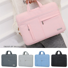 Laptop Bag for Macbook air 12 13 Pro 15 Case Multi-use Sleeve Apple 13.3 PC Cover Tote 15.6
