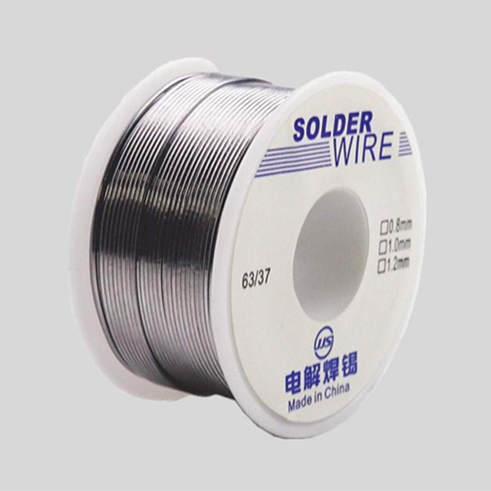 Solder Wire 1.0mm/0.8mm  Flux Rosin Core Weldring Tin Lead  Weilding Wire