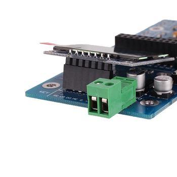 AK4118 Ses şifre çözücü DAC Dijital Alıcı Kurulu SPDIF IIS Koaksiyel Optik USB AES EBU Girişi XMOS Amanero 1.3 Inç OLED