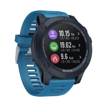 Zeblaze VIBE 3GPS Heart Rate Monitor IP67 Waterproof Sport Bluetooth 4.0 Smart Watch GPS/GLONASS Positioning Smartwatch Android