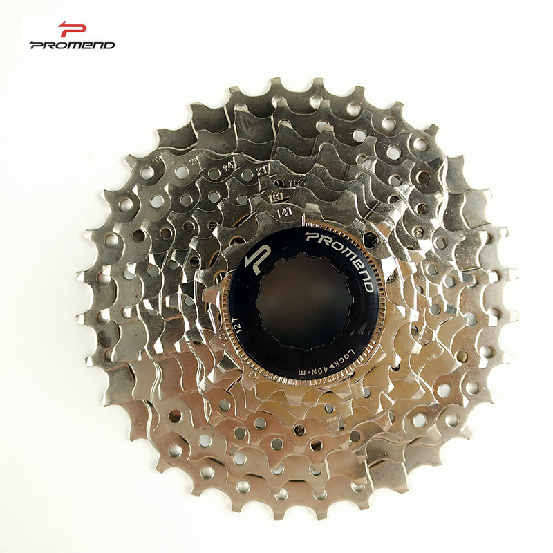ProMend Mountain Bicycle Flywheel CSM-0832 Positioning 8-Speed Spare Parts Cassette Cone Pulley Transmission Gear