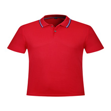 New 2021 color lapel POLO shirt men's casual sports men's and women's styles