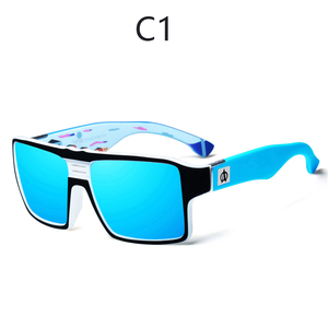 Image 4 - Viahda new Polarized Sunglasses Men Driving Shades Male Sun Glasses For Women Retro Luxury Brand Designer