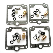 4 Sets Carburetor repair kit for yamaha XJ700 MAXIM X XJ750 FJ1100 FJ1200