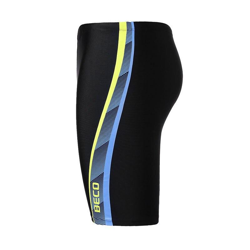 Men Short Printed Swimming Trunks Comfortable Large Size Boxer Swimming Hot Springs Training MEN'S Swimsuit Swimming Trunks
