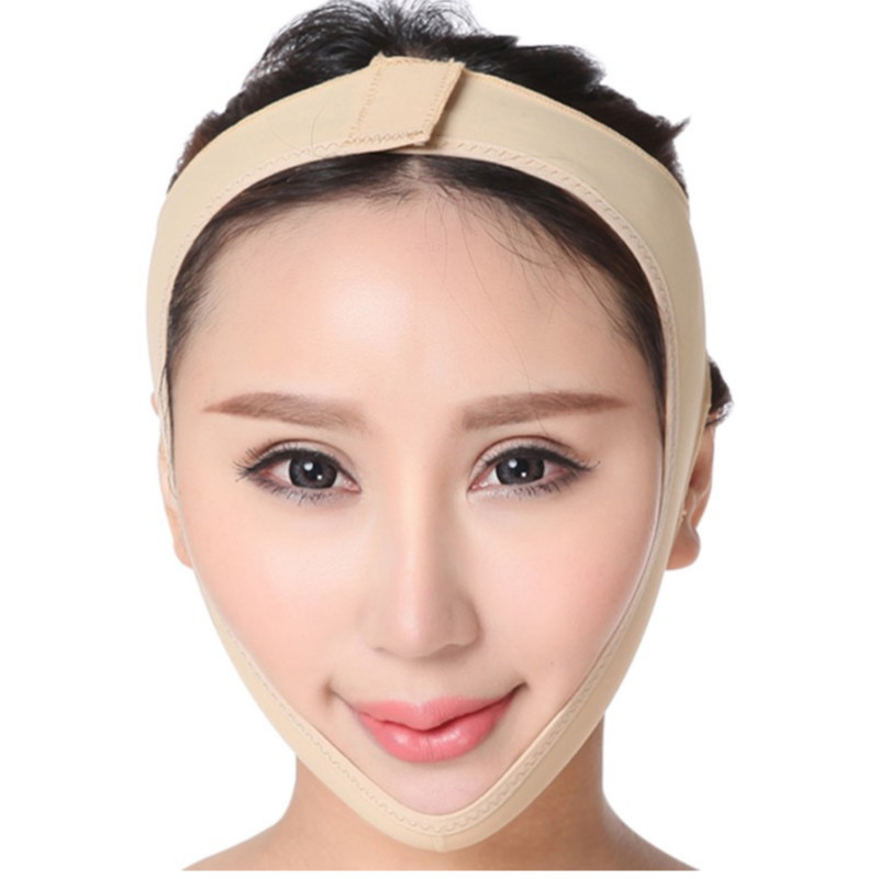 Delicate Facial Thin Face Mask Slimming Bandage Skin Care Be…