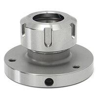 80mm Diameter ER-32 Collet Chuck Compact Lathe Tight Tolerance CNC Collect Chuck