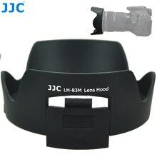 JJC عدسة الكاميرا هود زهرة الظل مع CPL ND تصفية الظل لكانون EF 24 105 مللي متر f/3.5 5.6 هو STM عدسة يحل محل كانون EW 83M