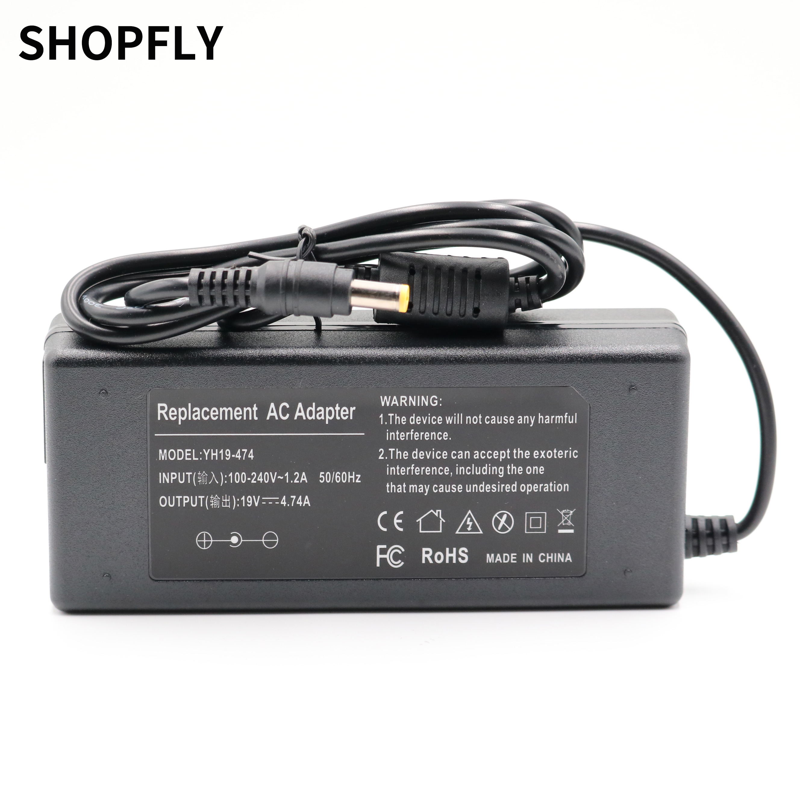 New Power Supply 19V 4.74A 90W For Acer Aspire 4710G 4720G 4730 AC Adapter Laptop Adapter Charger For Acer Notbook