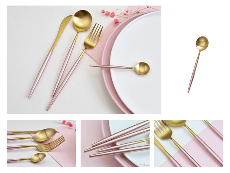 pink cuytlery set (2)