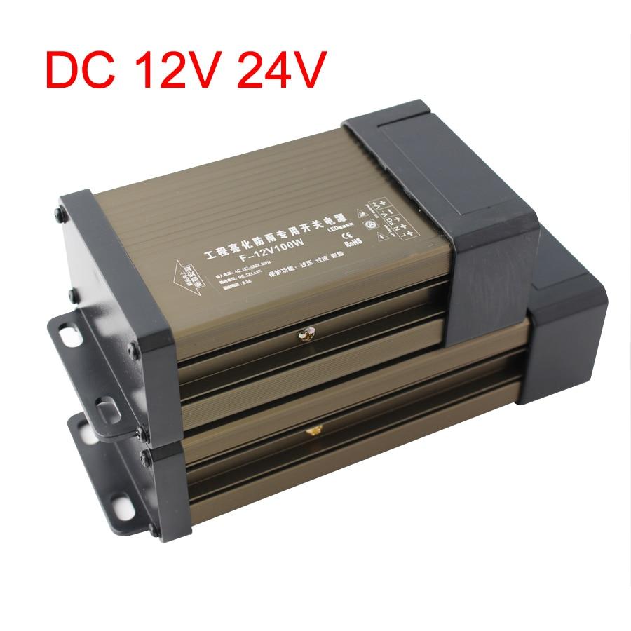Netzteil, Schritt-down-transformator, typ 12V 24V Strom 5A 8A 12A 16A 20A 33A,outdoor Regen, Beleuchtung Transformatoren