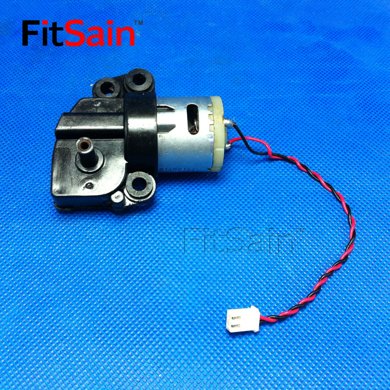 FitSain-DC6V 60 Rpm DC Geared Motor Worm Gear Reducer Motor Positive And Negative Rotating Motor Toy