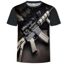 2021 new hot sale men and women 3DT shirt street fighting game animation elements 3D printing oversized casual O-neck T-shirt