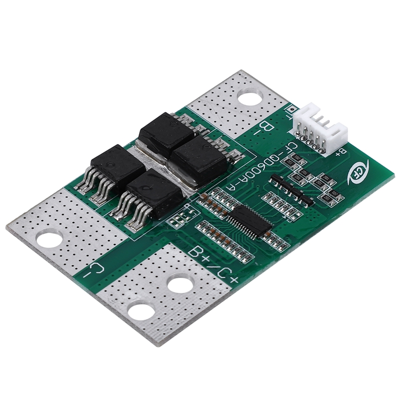 ABHU-4S 12V 600A Car Start Power Protection Board LiFePo4 Battery BMS PCB With Balance Board
