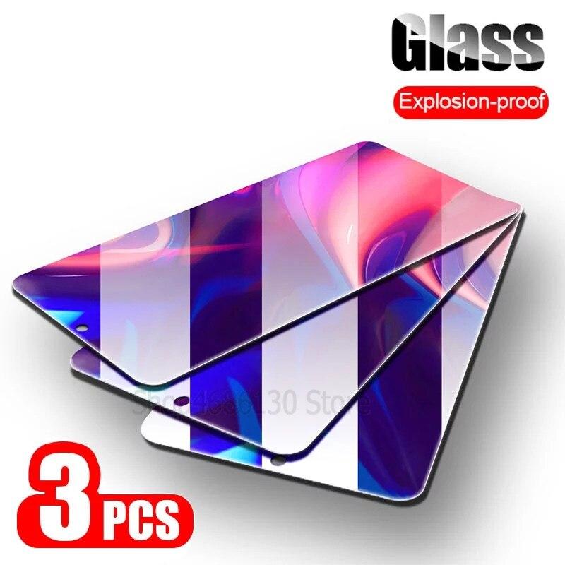 3 قطعة الزجاج المقسى لسامسونج غالاكسي A3 A5 A7 J3 J5 J7 2017 واقي للشاشة 9H 2.5D الزجاج لسامسونج A3 A5 A7 2016 الزجاج