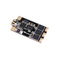 Rcharlance razor32 v2 35a blheli_32 3-6 s dshot1200 esc w/rgb led sensor atual bidirecional para rc fpv racer drone
