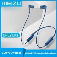 Meizu original ep52 lite bluetooth 4.2 fones de ouvido esporte sem fio à prova dipágua ipx5 com microfone