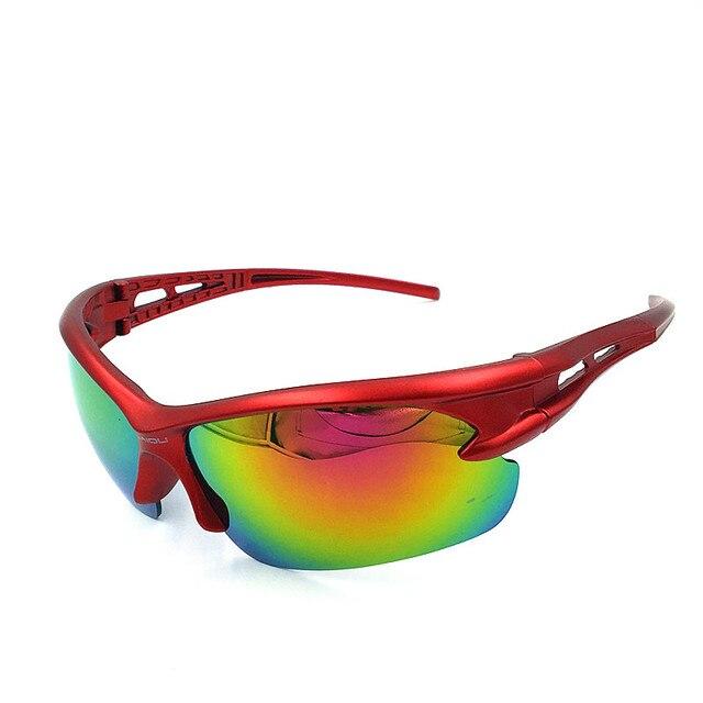Marca 2019 mais vendidos das mulheres dos homens ciclismo óculos de sol da bicicleta óculos de esqui esportes óculos de sol gafas ciclismo 5